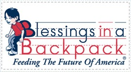 Blessings in a Back Pack Logo
