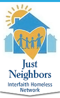 Just Neighbors Interfaith Homeless Network Logo