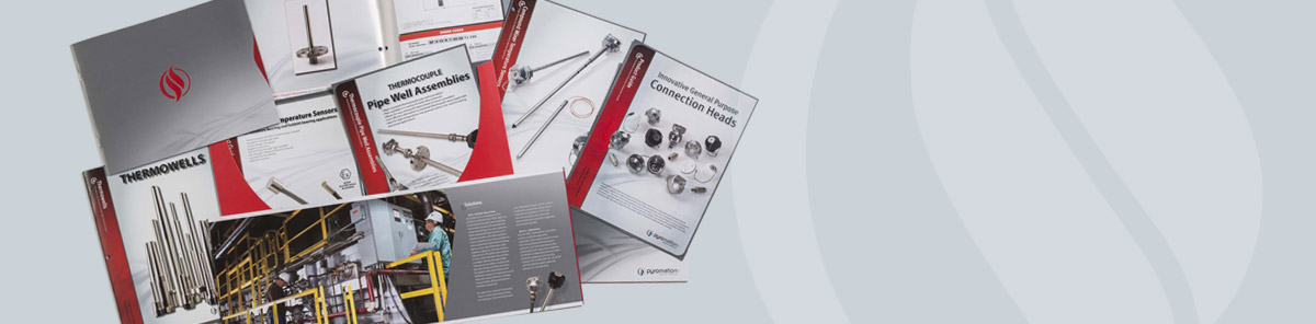 RTD Sensor, Thermocouple & Thermowell Literature